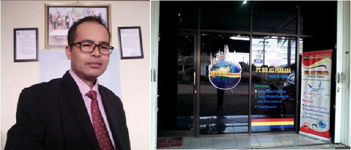 Bir Ali Perkasa Kantor Cabang Mataram Lombok