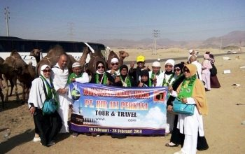 Travel Umroh Bir Ali Perkasa - Arbain